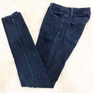 Paige Jeans Verdugo Ultra Skinny Dark Wash Sz 26
